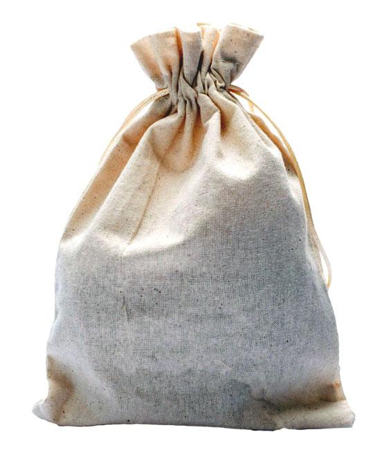 Sacchetti di cotone
